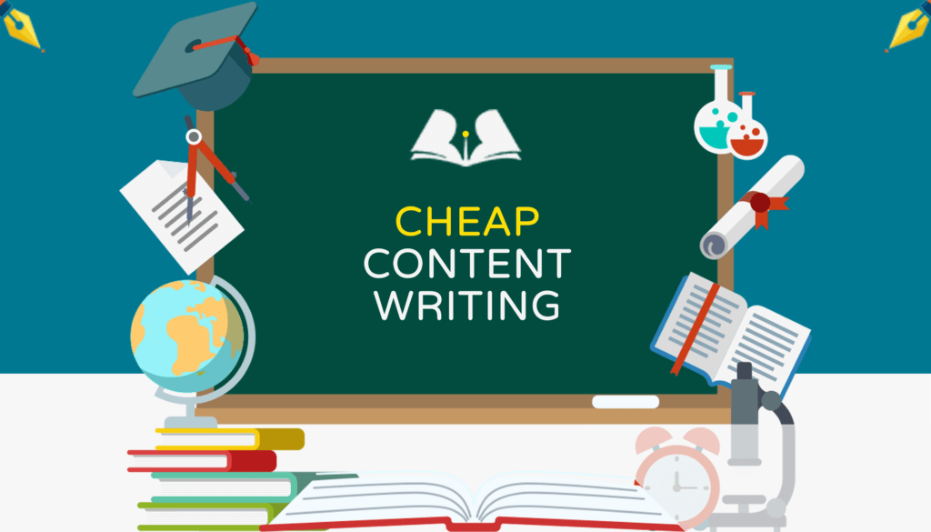 Why Cheap Content Writing is not Profitable